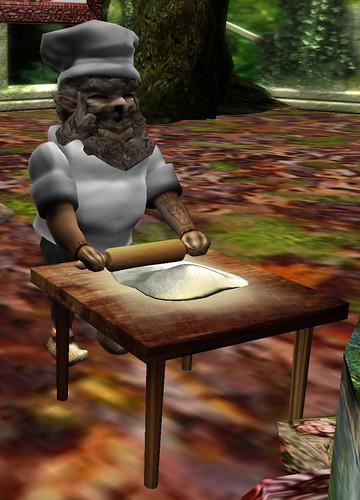 Baking Gnome