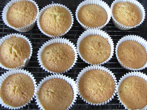 Baked until golden