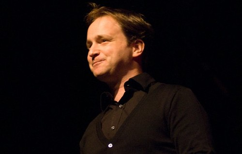 Christian Buhk (Moderator) at Hamburg Sounds