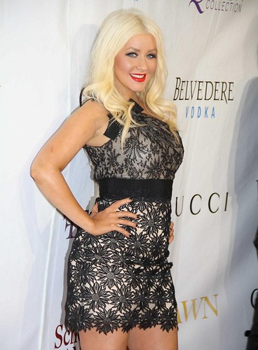 Christina Aguilera by vainstyle