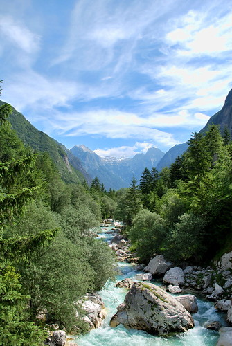 Alpine River (PHOTO AUCTION RE-UPLOAD)
