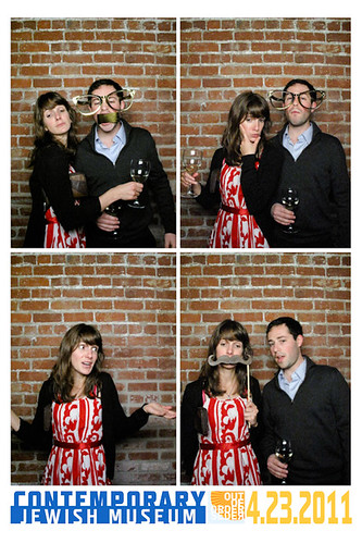 Photobooth: Out of Order Seder - 4.23.11