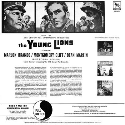 Hugo Friedhofer - The Young Lions b
