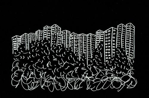 Organic City by Ben-C.