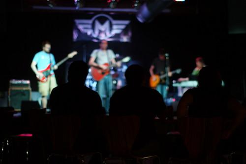 Future Kings of Nowhere, Motorco, Durham NC, 05/02/11