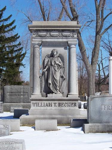 William T Becker