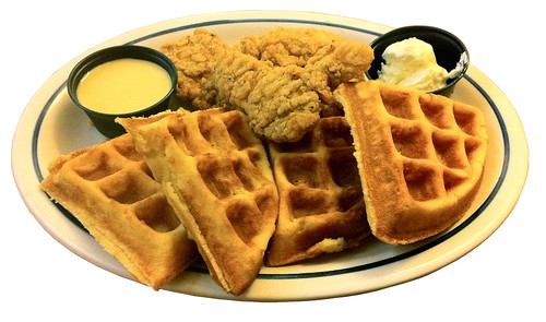 IHOP Chicken & Waffles
