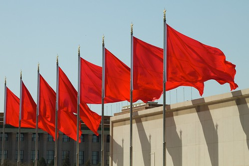 Red Flag Day, photo on Flickr by tuchodi