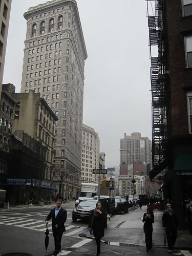 Flatiron Building, NYC. Nueva York