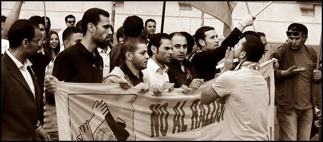 No al razzismo: primo maggio milanese internazionalista