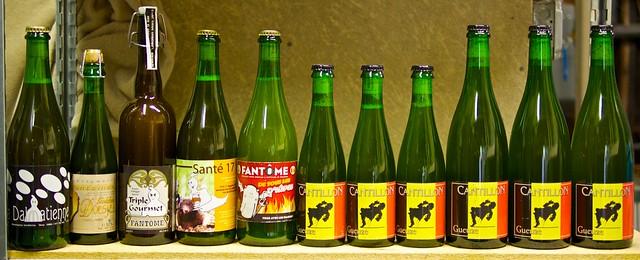 Belgian Lambic Haull