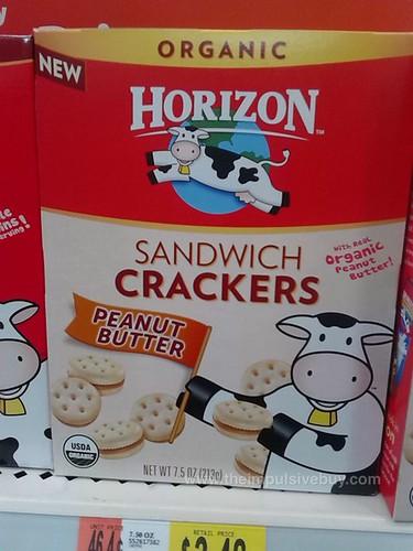 Horizon Sandwich Crackers