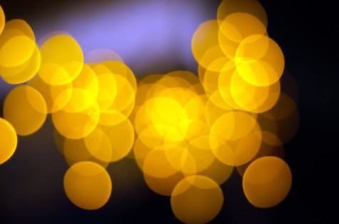 how to make different shaped bokeh