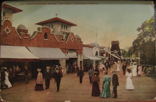 Portland postcard from 1911