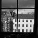 Berlin - Tacheles a glance through the window