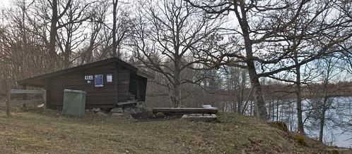 Shelter Älmtasjön