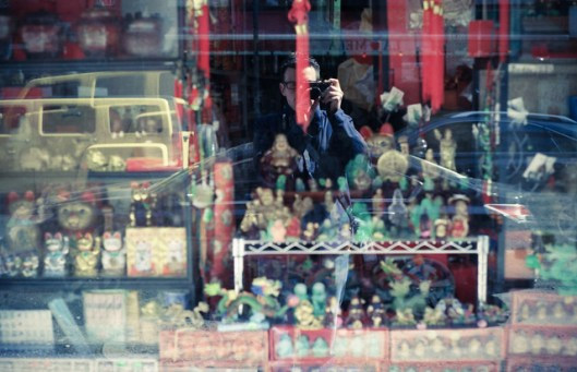 China Town NYC - Self Portrait
