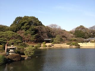 新宿御苑 2012.4.2