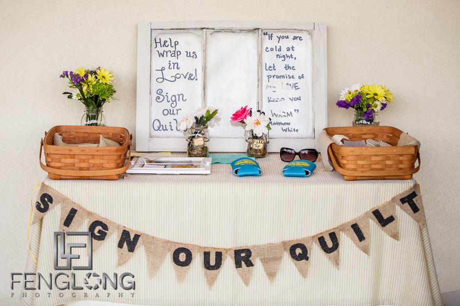 Wedding Quilt | Misty & Jonathan's Wedding | Tryphena's Garden | Fort Valley Perry Macon Wedding Photographer