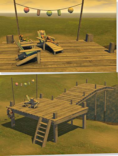 Funky Junk RFL Dock