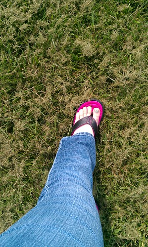 094/366 [2012] - Grass Between My Toes by TM2TS