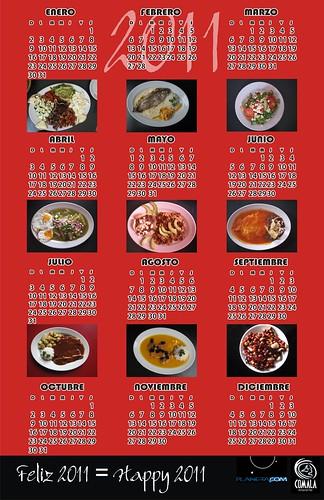 2011 Comala Calendar (Free Download)