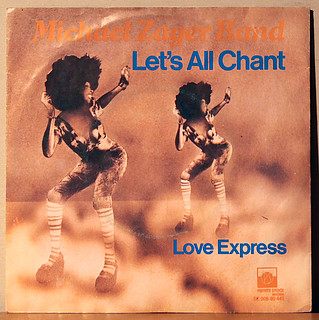 Michael Zager Band - Let's all chant / Love Express