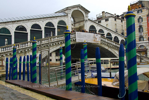 Ponte di Rialto, San Polo Venice