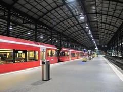 7 o'clock train ready to leave