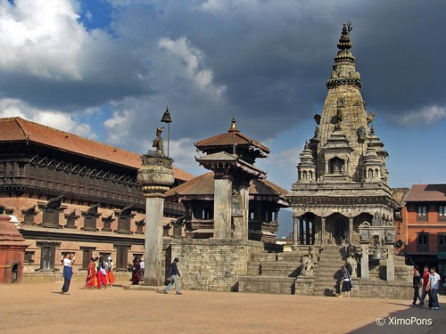 Dubar Square, Kathmandu, Nepal