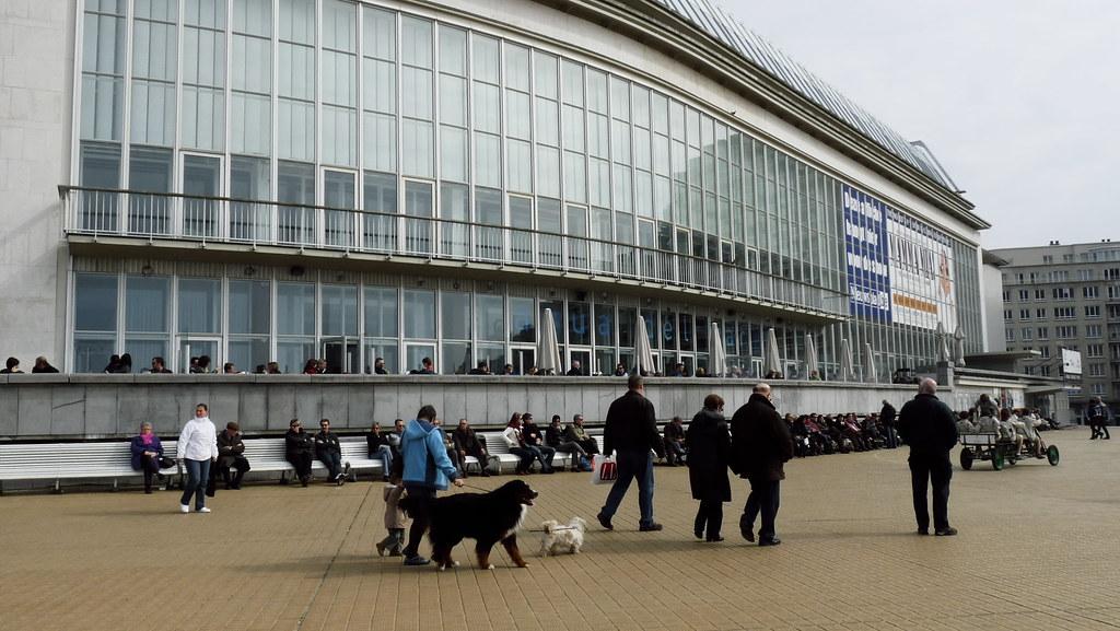 Ostend: Kursaal (casino)