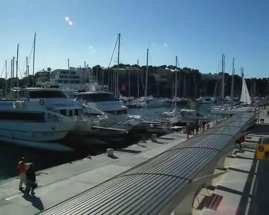 video Puerto de Porto Cristo Mallorca