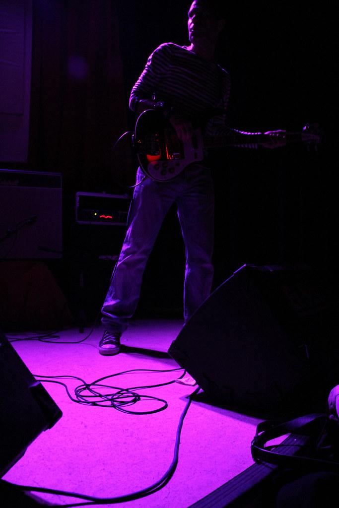 gramophone man@sala sol, madrid.