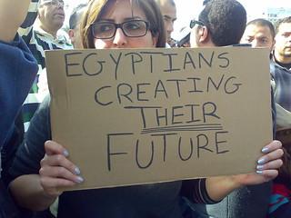 Egyptians Creating Their Future