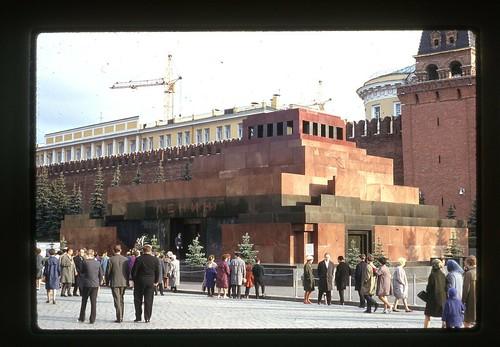 Lenin's Tomb, 1969