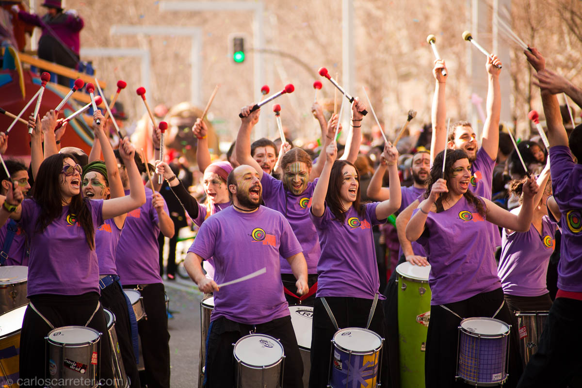 Gran Batucada (Samba da Praça)