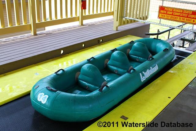 Wildebeest Raft