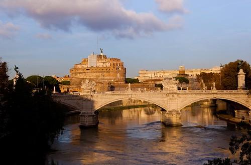 Rome: Castel Sant Angelo