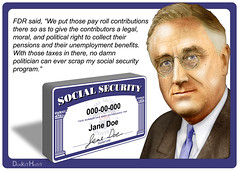 FDR Quote on Social Security