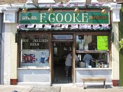 F. Cooke, Broadway Market