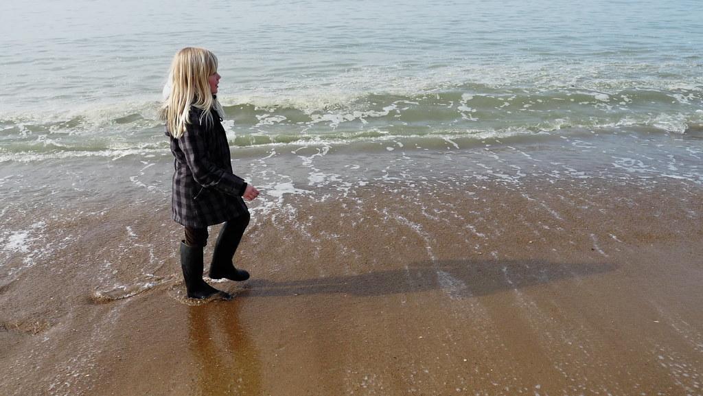 Ostend: The Beach