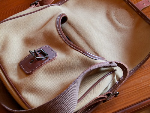 Barbour® Cartridge Bag Khaki