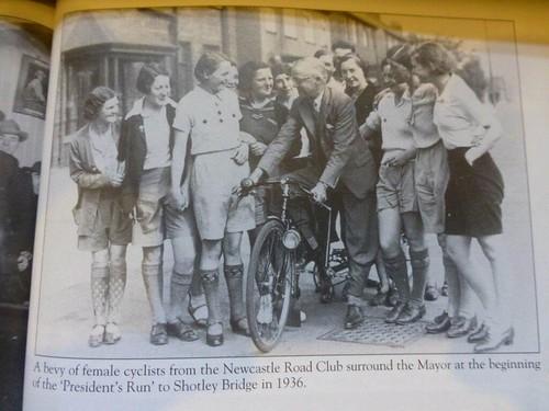 Newcastle cycling - George