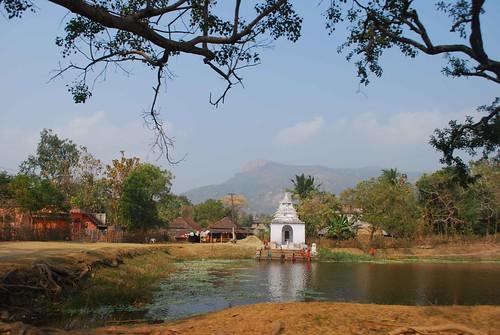 An Orissa village