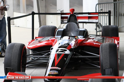 The 2012 Road Course Car