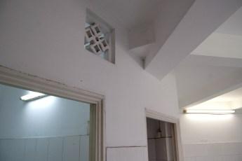 Decke Toilette