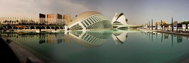 City of Arts and Science, Valencia 2011