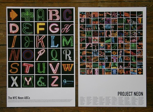 Project Neon Posters