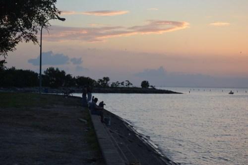 012 Lake Pontchartrain Sunset