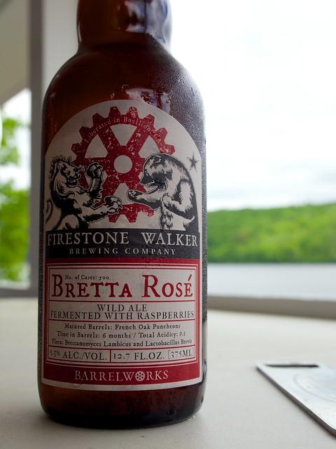 Firestone Walker Bretta Rosé